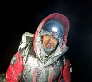 Nirmal Purja K2 winter summit 2021