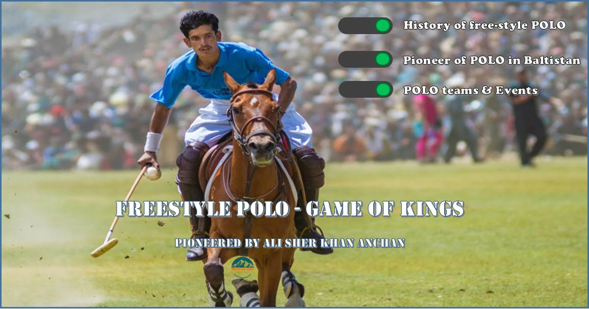 Gilgit Baltistan free style polo, game of kings and king of games