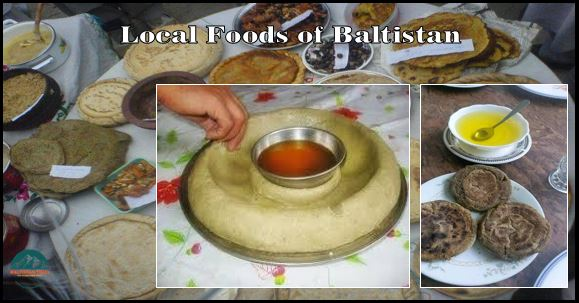 Local foods of Baltistan