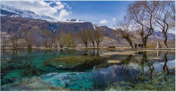 Sogha lake Khaplu