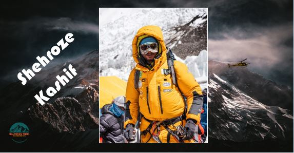 Shehroze Kashif Climber