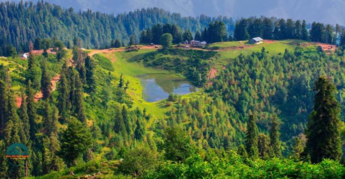 Siri lake Shogran valley